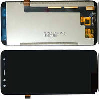 Blackview S8 дисплей в зборі з тачскріном модуль чорний