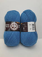 Merino Gold - 015 голубой яркий