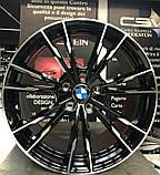 Колесный диск PSW Monza 18x8 ET45, фото 3