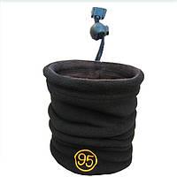 Зимний бафф, теплый шарф-труба или шапка (95)