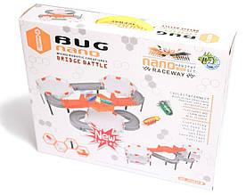 Игровой набор авто трек Hexbug Nano Bridge Battle Habitat Set