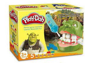 Пластилин Play-Doh мистер зубастик Shrek