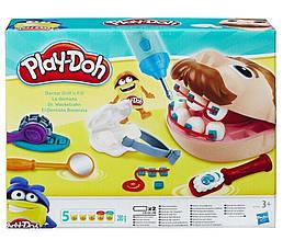 Пластилин Play-Doh мистер зубастик