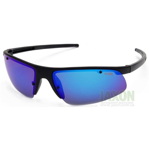 Очки поляризационные Jaxon  X04SMB зеркальные синие