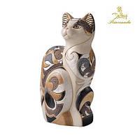 Фигурка De Rosa Rinconada Egyptian Cat Large Wildlife Collection Кошка Египетская Dr454