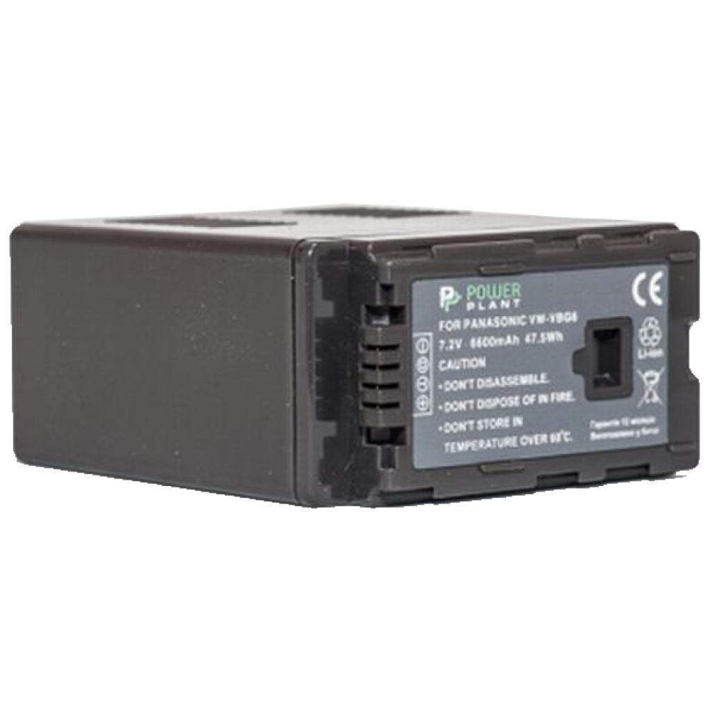 Аккумулятор к фото/видео PowerPlant Panasonic VW-VBG6 (DV00DV1279)