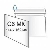 Конверт С6 (0+0) МК (1000 шт. в уп.)