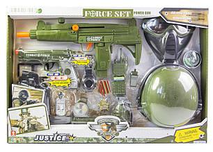Детский набор спецназ со шлемом и маской (34320)