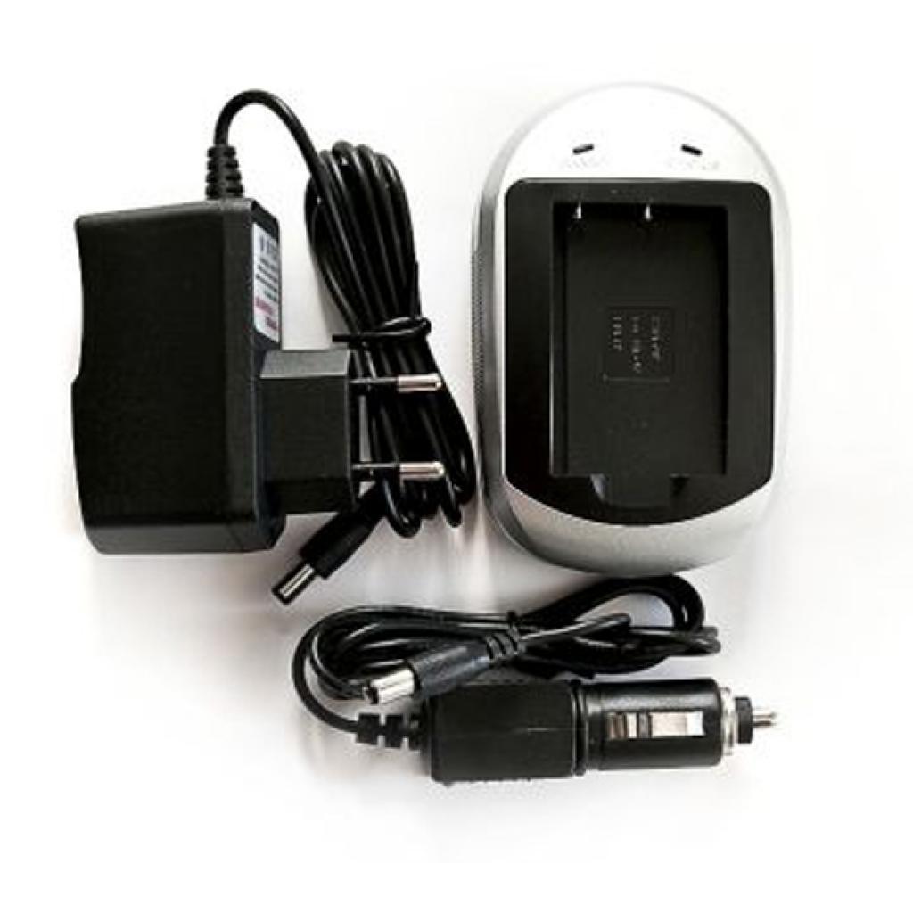 Зарядное устройство для фото PowerPlant Canon NB-1L, NB-1LH, NB-3L, NP-500, NP-600 (DV00DV2002)
