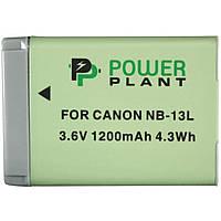 Аккумулятор к фото/видео PowerPlant Canon NB-13L (DV00DV1403)