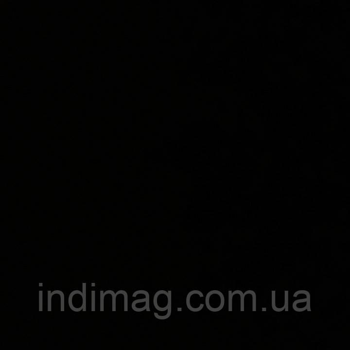 Двухнитка  черная/ без начёса