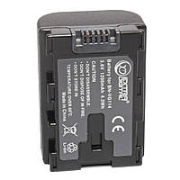 Аккумулятор к фото/видео EXTRADIGITAL JVC BN-VG114 (chip) (BDJ1310), фото 1