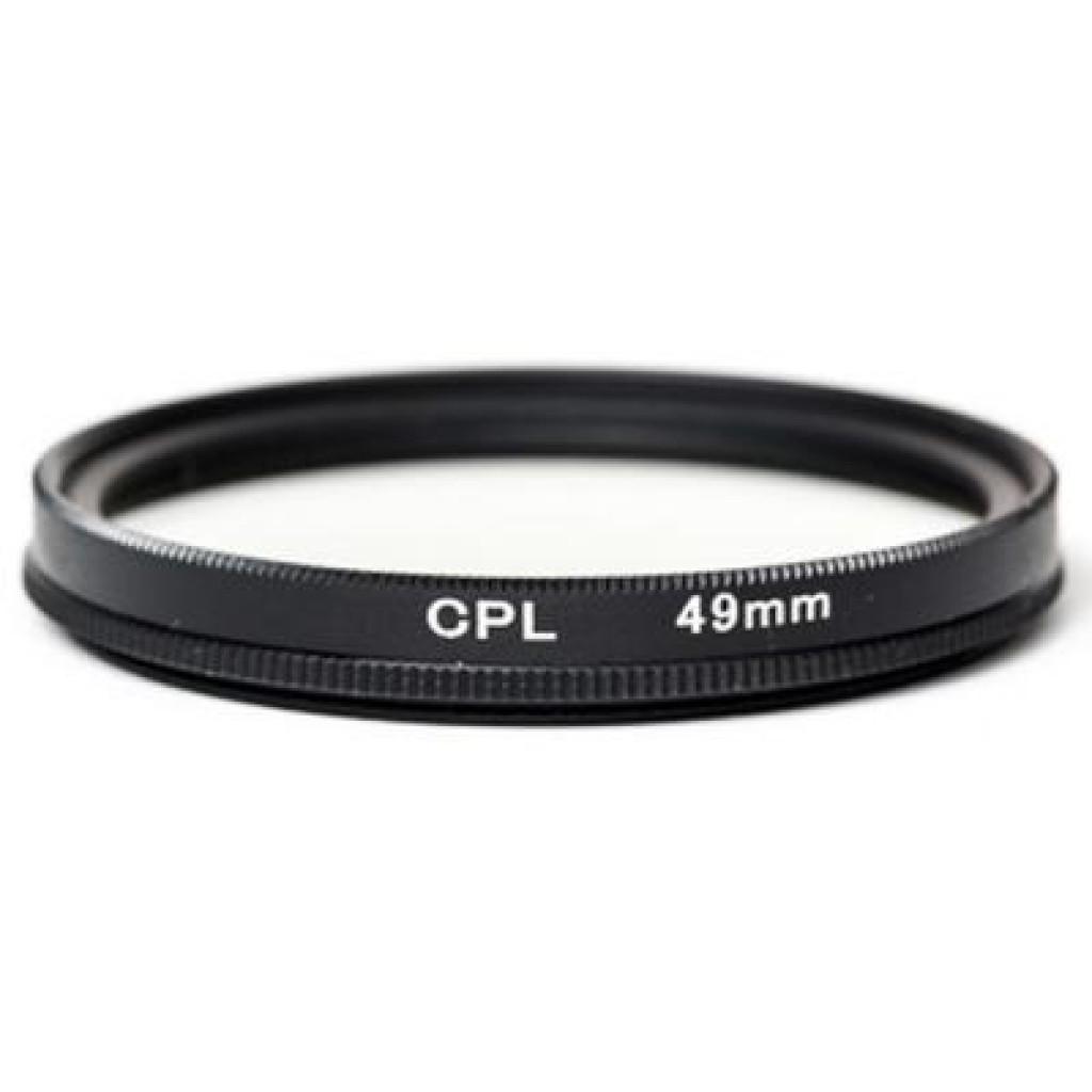 Светофильтр PowerPlant CPL 49 мм (CPLF49)