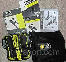 Петли подвесные тренировочные TRX FI-3723-02 FORCE KIT, фото 3
