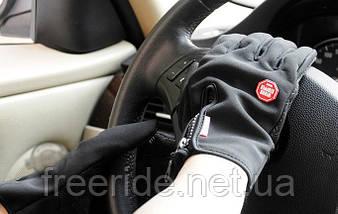 Сенсорные перчатки на флисе FLL (Windstopper) М, фото 3