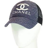 Бейсболка жіноча Шанель, фото 1