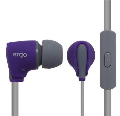 Наушники ERGO VM-110 Фиолетовый, фото 2