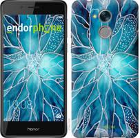 "Чехол на Huawei Honor 6C Pro чернило ""4726c-1358-535"""