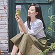 Фитнес-блендер Портативный Xiaomi 17PIN Juice cup розовый (YP-SKU3009866), фото 6