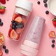 Фитнес-блендер Портативный Xiaomi 17PIN Juice cup розовый (YP-SKU3009866), фото 5