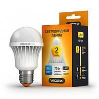 LED лампа VIDEX  A60b 9W E27 3000K 220V