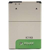 Аккумуляторная батарея PowerPlant LG K7/K8 (BL-46ZH) 2125mAh (SM160037), фото 1