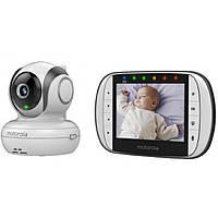 Видеоняня Motorola MBP36S с роботизированной камерой (Гр5556), фото 1