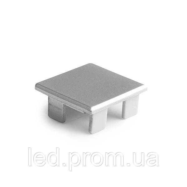 Заглушка LIPOD металлизированная