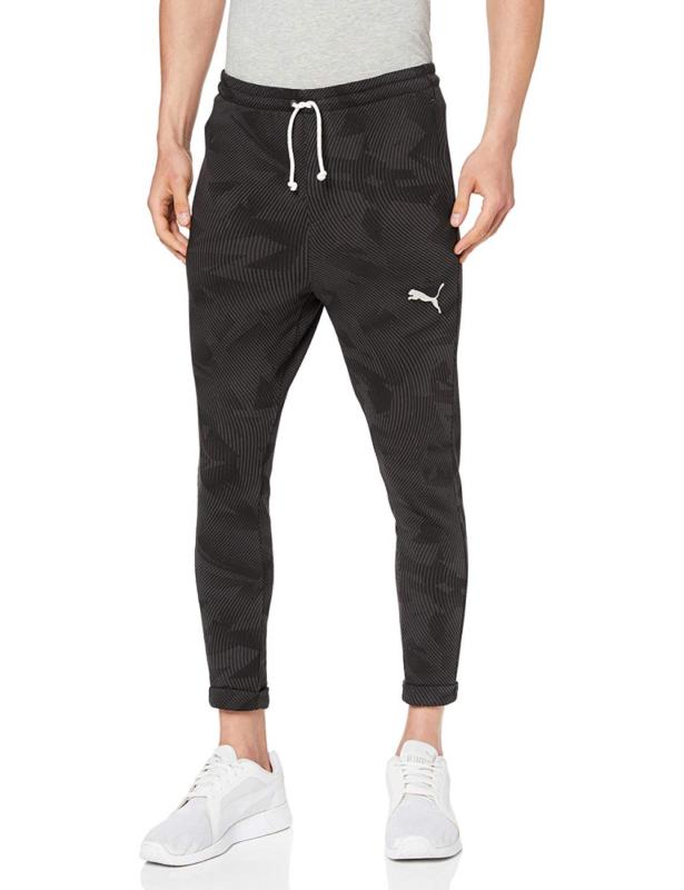 Спортивные мужские брюки Puma CUP Black F03 - Оригинал