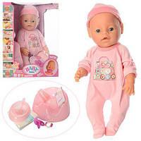 Кукла М+ Baby born с аксессуарами (3865298365)