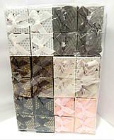 Подарочные коробки 5*5*3,5(24 штуки в упаковке)
