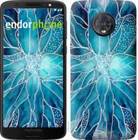 "Чехол на Motorola Moto G6 Plus чернило ""4726u-976-535"""