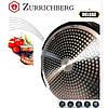 Сковорода блинная Zurrichberg ZB-2014 с мраморным покрытием, 24 см., фото 5