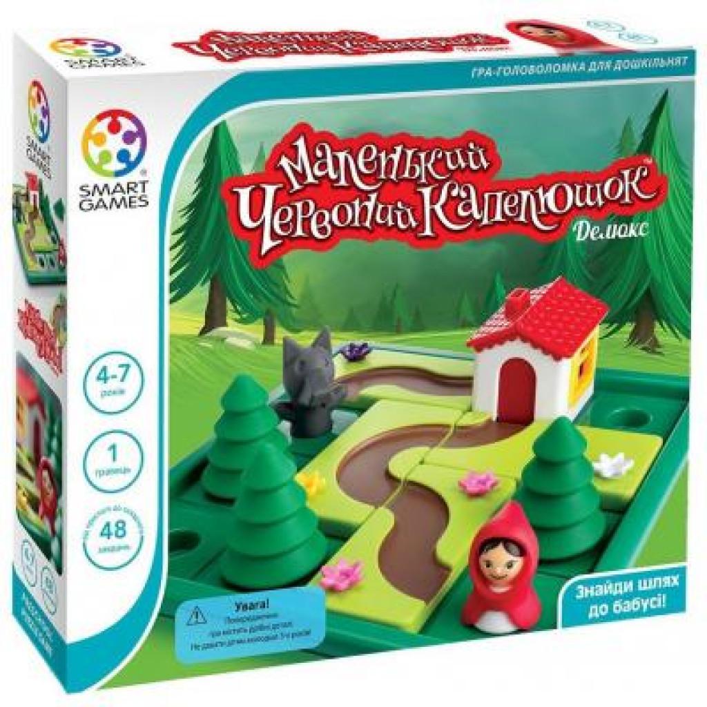 Настольная игра Smart Games Маленькая Красная Шапочка (SG 021 UKR)