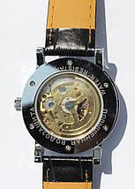 Механические часы Слава скелетон, фото 3