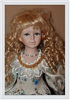 Фарфоровая кукла 60 см, код товара 211682