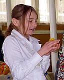 Школьный мастер-класс по изготовлению восковых свечей, фото 4