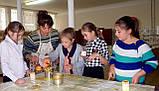 Школьный мастер-класс по изготовлению восковых свечей, фото 9