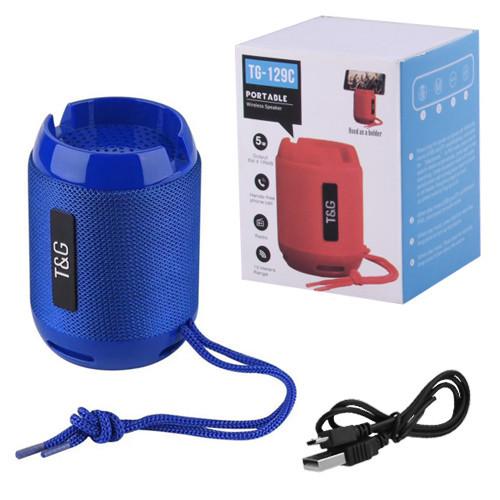 Bluetooth-колонка SPS UBL TG-129C, с функцией радио, speakerphone
