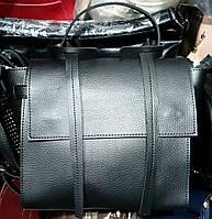 Женские стильные сумки купить оптом (ЧЕРНЫЙ)25*23см