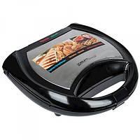 Бутербродница SCARLETT SL TM 11501 (3 пластины: Сендвич, Вафли, Орешки)