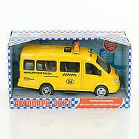 Машинка детская, игрушка для мальчика (свет, звук, открываются двери)