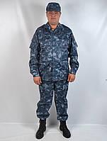 Камуфляжный костюм для охраны - омон