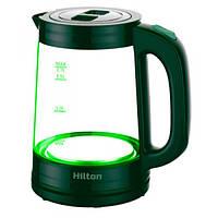 Чайник HILTON HEK-175 (стекло)