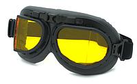 Ретро очки KSmoto GL-19 (желтая линза) \ Код KS05023
