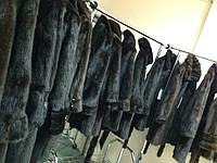 Mink coats and jackets in our reality