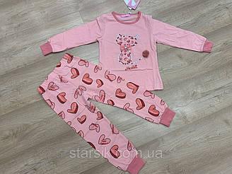 Пижама для девочек, Венгрия, Setty Koop, арт. 041, 98-104