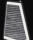 Фільтр салону Daewoo Lanos Konner KCF-7103, фото 2