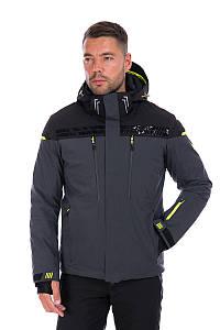 Чоловіча гірськолижна Куртка WHS ROMA Сірий 52