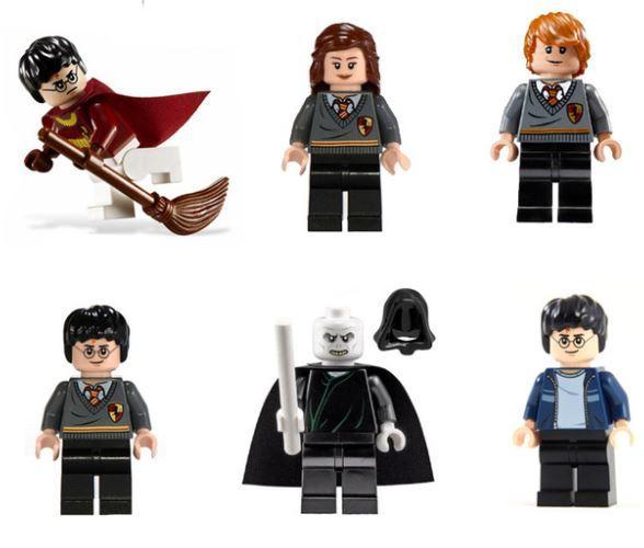 Мини фигурки конструктор Лего